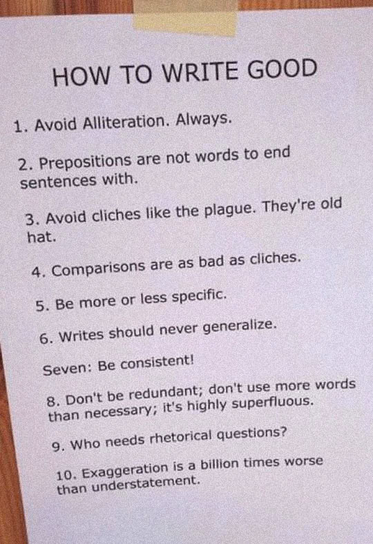 cool-write-tips-comparisons-irony