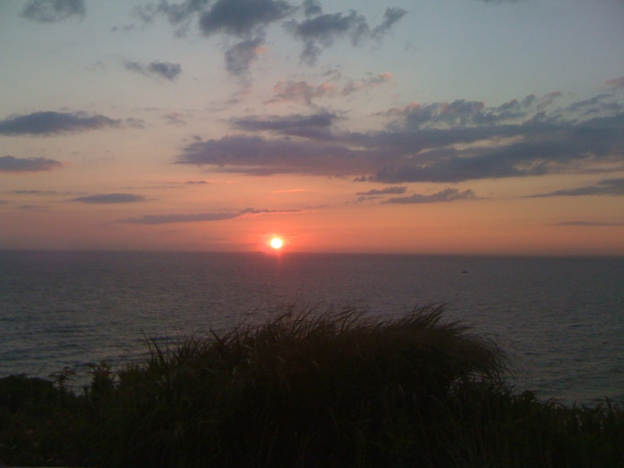 Sunset from Aquinnah